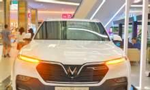 VinFast Lux SA Base hỗ trợ trả góp 80% giá trị xe