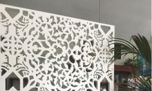 Vách ngăn hoa văn CNC đẹp như tranh giá rẻ với công nghệ sơn tiên tiến