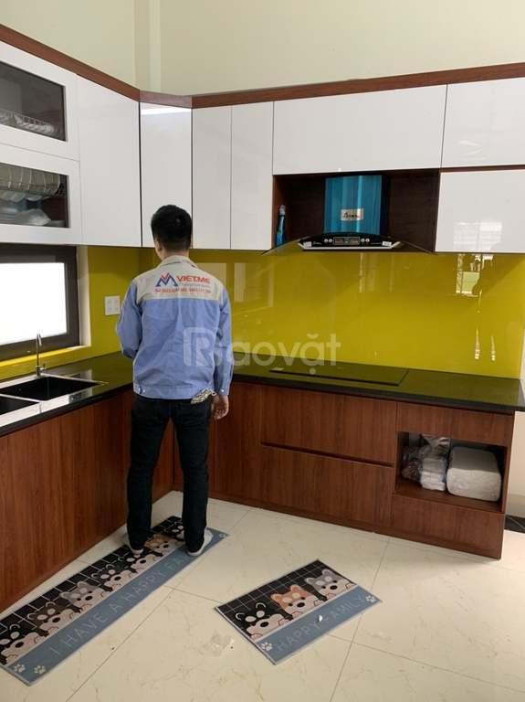 Kính ốp bếp Bắc Ninh
