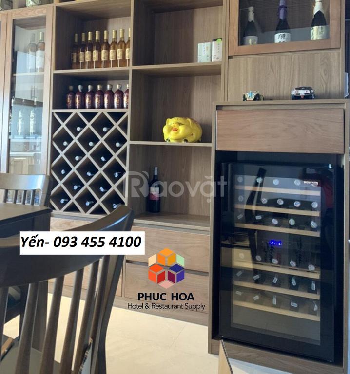 Tủ bảo quản rượu vang giá rẻ
