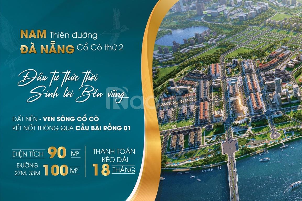 Đất nền KĐT Nam Đà Nẵng, thiên đường cổ cò