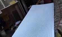Nhôm đột lỗ sơn tĩnh điện ứng dụng rộng rãi trong xây dựng