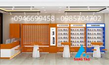 Thiết kế shop điện thoại hiện đại 2021