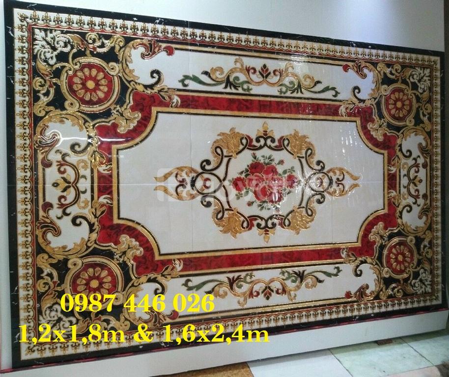 Gạch thảm, gạch trang trí, gạch lát nền HP889