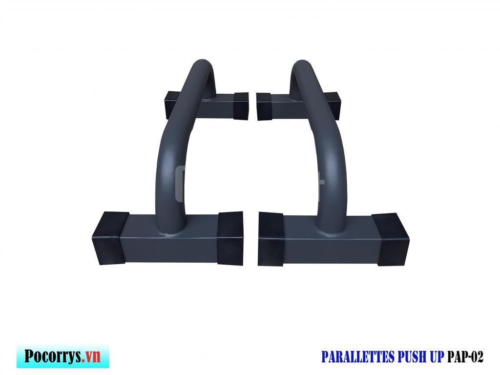 Parallettes Push up 18cm - Dụng cụ chống đẩy Pocorrys PAP-02
