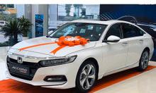 Honda Accord nhập khẩu nguyên chiếc Thailand