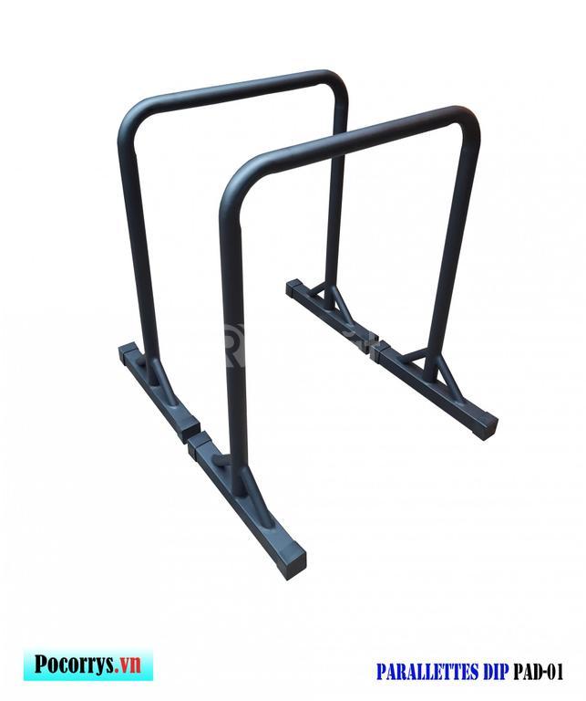 Dip bar 90cm - Xà kép mini Parallettes Pocorrys PAD-01