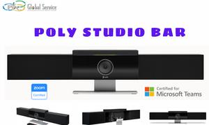Thiết bị hội nghị Polycom Studio Bar