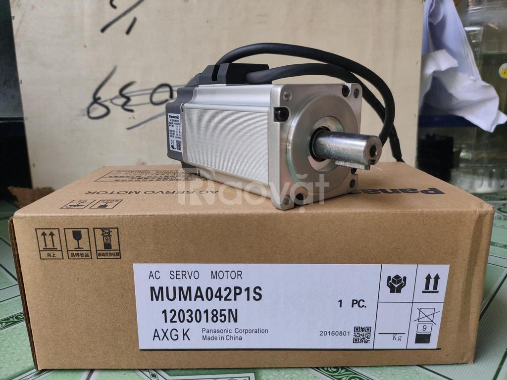 MUMA042P1S động cơ 400 W Panasonic chính hãng