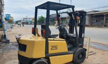 Xe nâng máy dầu 2.5 tấn Sumitomo, xe nâng Nhật Bản giá tốt