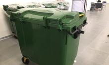 Thùng đựng rác thải y tế 660 lít