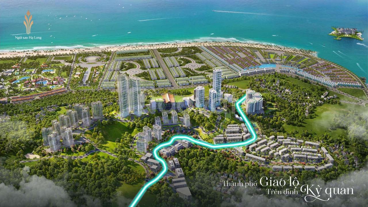 Biệt thự đồi view biển sở hữu lâu dài nhận nhà hoàn thiện