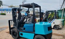 Xe nâng dầu 3 tấn hàng Nhật Bản nhập khẩu giá rẻ