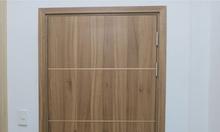 Cửa gỗ công nghiệp cho phòng ngủ, thông phòng