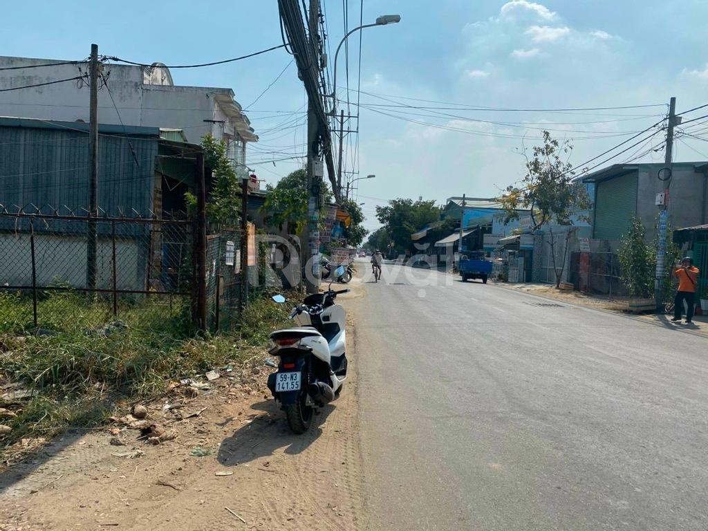 Bán đất mặt tiền đường An Phú Tây, Hưng Long, Bình Chánh