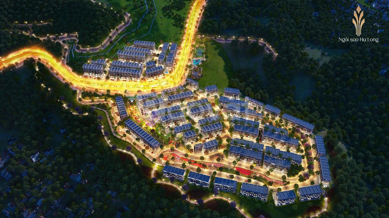 Khu đô thị 125ha trung tâm Bãi Cháy giá chỉ 4,5 tỷ/căn shophouse
