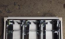Máng đèn xương cá âm trần 3 bóng 600x600