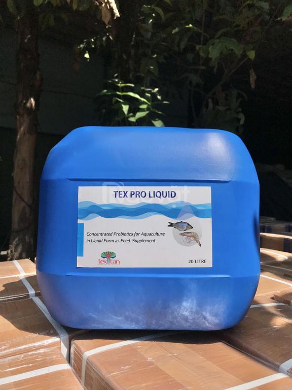 Tex Pro Liquid men tiêu hóa dạng nước cho tôm cá