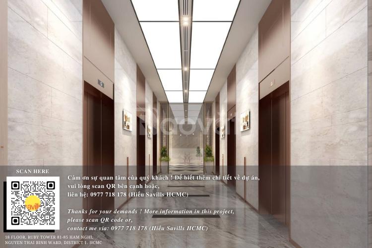 Căn hộ 2 phòng ngủ, Thảo Điền Green, ưu đãi 36 tháng phí quản lý