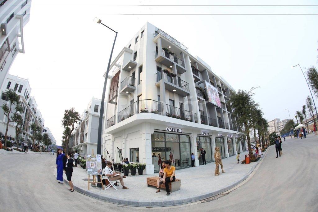 Bán shophouse kinh doanh hai mặt phố, vị trí khu trung tâm Hà Nội