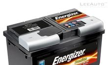 Bình ắc quy Energizer chính hãng, phù hợp hầu hết các xe