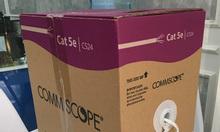 Cáp mạng Cat5 Cat6 Commscope AMP chuẩn hãng giá tốt