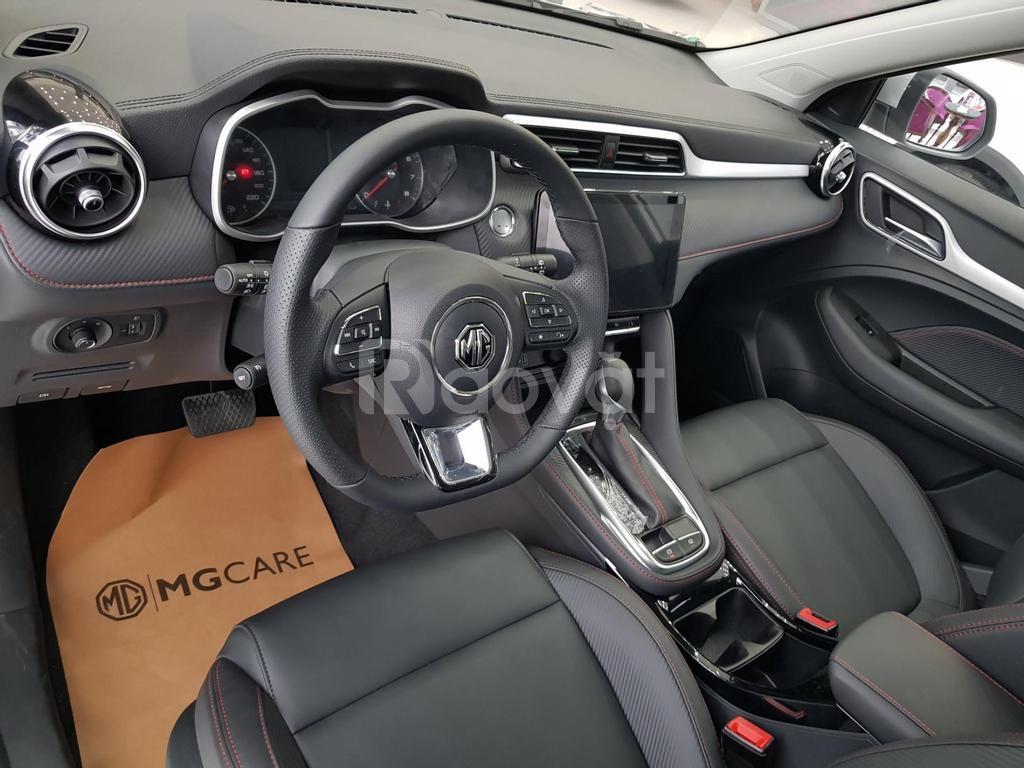 Mua MG ZS 2021 ưu đãi lớn nhận xe ngay