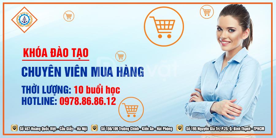 Khóa học chuyên viên mua hàng, nghiệp vụ thu mua tại Hà Nội, Hải Phòng