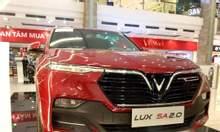 VinFast Lux SA tặng 3 năm miễn phí bảo dưỡng chính hãng