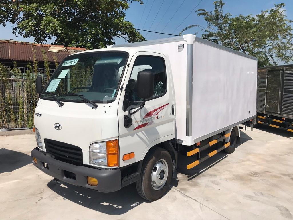 Hyundai new mighty n250sl