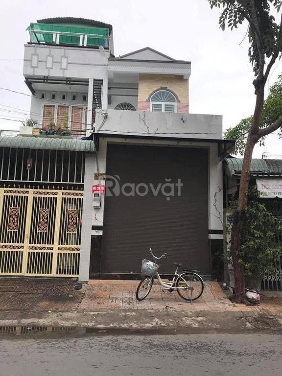 Bán nhà mặt tiền Nguyễn Việt Dũng, TPCần Thơ