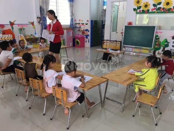 Cho thuê phòng dạy học có máy lạnh, trục chính Hẻm 444 CMT8, TPCT