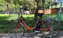 Xe đạp điện Panasonic trợ lực hàng Nhật cũ