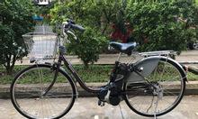 Xe đạp điện Panasonic đời cao trợ lực hàng Nhật bãi
