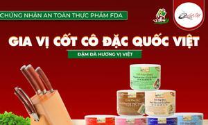 Muốn ăn Phở, Hủ tiếu hay Bún bò Huế có cốt gia vị Quốc Việt lo
