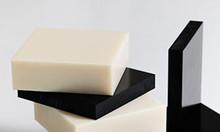 Nhựa tấm Pom chống tĩnh điện PB 108 màu trắng và màu đen