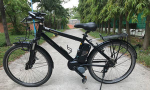 Xe đạp trợ lực thể thao Panasonic, Yamaha, hàng Nhật cũ