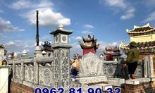 Lăng mộ đá Thái Bình, chế tác và lắp đặt