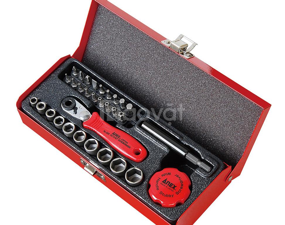 Bộ tô ốc vít đa năng ANEX No.525-28B