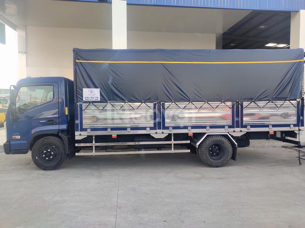Hyundai new mighty ex8L phiên bản đủ nhập khẩu tải trọng 7.3 tấn
