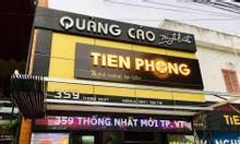 Công ty thiết kế thi công bảng hiệu quảng cáo TIEN PHONG  Vũng Tàu