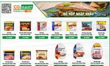 Đồ hộp nhập khẩu - trào lưu tiêu dùng của người nội trợ