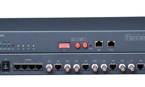 Bộ chuyển đổi 4E1 sang 4Ethernet PC-C200B