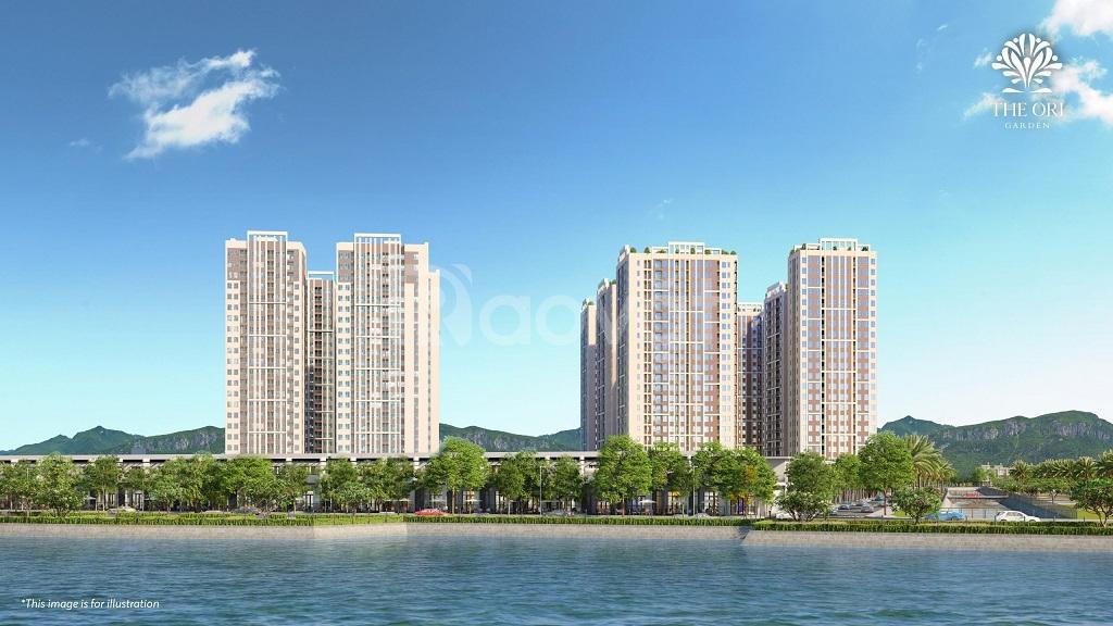 Sở hữu căn hộ chất Nhật ven biển Đà Nẵng