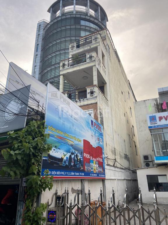 Bán nhà mặt tiền 191A Điện Biên Phủ, phường 15, quận Bình Thạnh