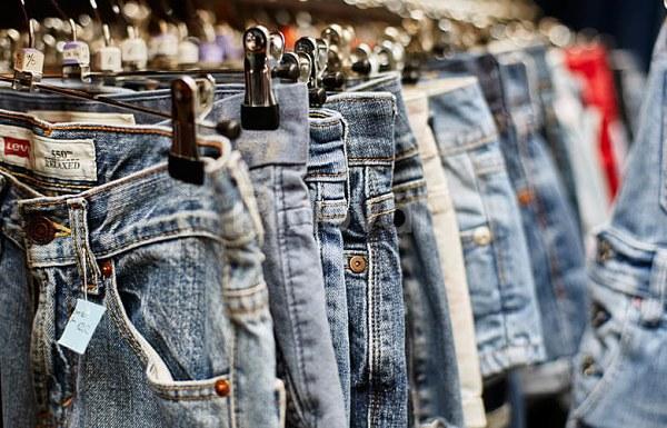 Thu mua quần Jean thanh lý giá cao