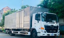 Xe tải Hino 6,5 tấn thùng dài 10 mét