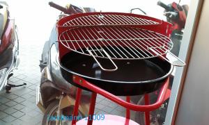 Bếp nướng than hoa không khói Landmann 11009
