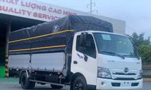 Xe tải hino 2t4 thùng dài 4,5 mét