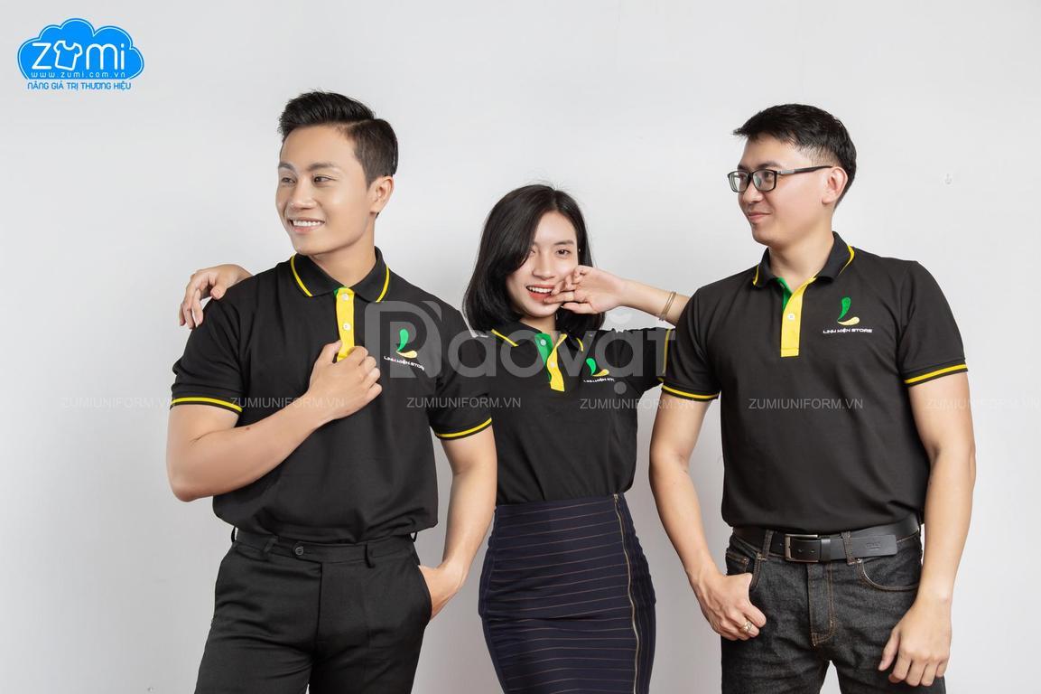 Đặt áo thun đồng phục quan trọng đối với doanh nghiệp